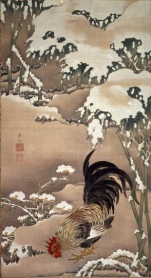 伊藤若冲と京の美術 ―細見コレクションの精華