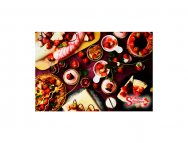 """[兵庫のその他イベント]【1/23-24】ストロベリーデザートブッフェ """"Go To Strawberry"""""""