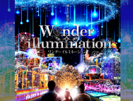 [熊本の芸術イベント]Wonder illumination