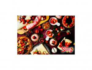 """【2/27-28】ストロベリーデザートブッフェ """"Go To Strawberry"""""""