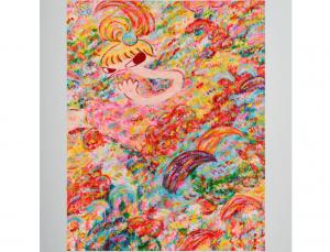 魔法の手 ロッカクアヤコ作品展