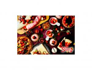 """【1/16-17】ストロベリーデザートブッフェ """"Go To Strawberry"""""""