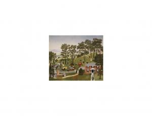 生誕160年記念 グランマ・モーゼス展